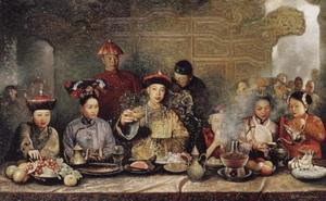 Hoàng đế nhà Thanh rốt cục ăn gì mà mỗi năm tốn gần 15.000 lượng bạc cho chuyện ăn uống?