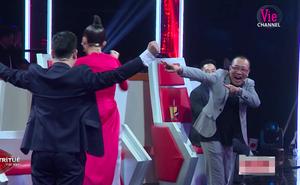 """Siêu trí tuệ: Đánh bại cao thủ toán Nhật Bản, chàng SV Việt Nam khiến cả trường quay """"vỡ oà"""""""