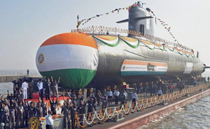 Ấn Độ tập trung đầu tư vào lực lượng tàu ngầm