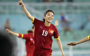 Đội trưởng Huỳnh Như: 'Tuyển nữ Việt Nam có tinh thần tốt, hy vọng vượt vòng loại Olympic'
