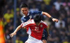 Xem Công Phượng bị hậu vệ Thái Lan 'bắt chết' ở AFC Champions League