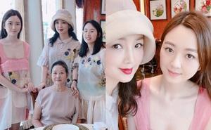 Ba thế hệ gia đình Hoa hậu Đền Hùng Giáng My gây ngỡ ngàng bởi nhan sắc xinh đẹp