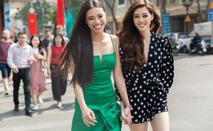 Á hậu Kim Duyên: Chị Khánh Vân có tính manly, ga lăng nhưng tôi không nghi ngờ gì về giới tính của chị