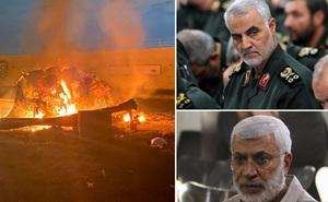 """Mỹ tốn nửa triệu USD để """"lấy đầu"""" tướng Iran: Vũ khí tàn khốc nào đã được sử dụng?"""