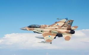 Chiến đấu cơ Israel xuất hiện gần Syria trong bối cảnh căng thẳng