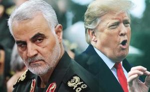 """Tướng Iran Soleimani từng có bài phát biểu nhằm thẳng vào TT Trump, chê """"tweet ngu ngốc"""""""
