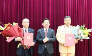 Điều động, bổ nhiệm nhân sự một số cơ quan Trung ương