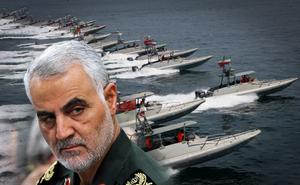 """Chuyên gia quốc tế dự đoán địa điểm và kịch bản hải quân Iran tấn công Mỹ để """"đòi nợ máu"""""""
