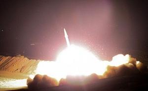 Iran phóng loạt tên lửa thứ hai tấn công Mỹ, TT Trump chuẩn bị họp khẩn