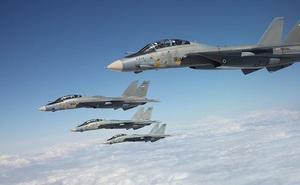 """[ẢNH] Iran """"hối hận sâu sắc"""" khi bỏ lỡ cơ hội sở hữu 30 tiêm kích Su-30SM"""