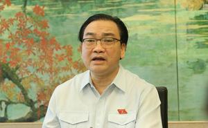 UBKT Trung ương đề nghị Bộ Chính trị xem xét, kỷ luật Bí thư Hà Nội Hoàng Trung Hải
