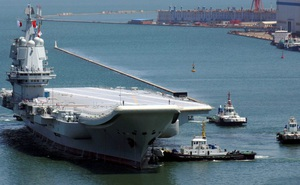 VN phản ứng việc TQ tuyên bố trọng tâm chiến lược của tàu sân bay Sơn Đông là khu vực Biển Đông