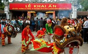 Nam Định dừng tổ chức lễ hội khai ấn đền Trần phòng dịch virus Corona