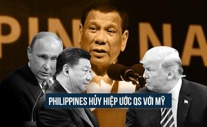 Philippines hủy VFA: Bước đầu tiên nhằm cắt quan hệ quốc phòng với Mỹ, xoay trục sang Nga-TQ?