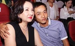 Cường Đô La được mẹ đại gia và con trai chúc mừng sinh nhật