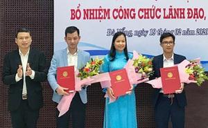 Đà Nẵng bổ nhiệm nhiều nhân sự mới