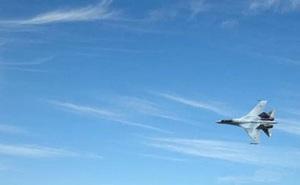 "F-16 của Thổ Nhĩ Kỳ bị Su-35 ""truy sát"" ở Idlib?"