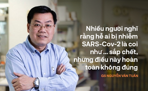 Giáo sư Nguyễn Văn Tuấn (từ ÚC): Nguy cơ tử vong vì SARS-CoV-2 có cao không?