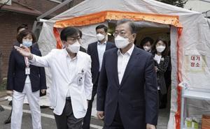 1 triệu người Hàn Quốc ký đơn đòi luận tội tổng thống Moon Jae-in vì dịch COVID-19