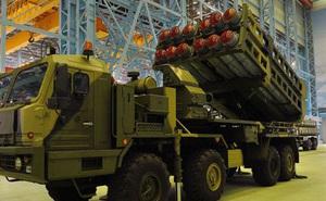 """Quân đội Nga tiếp nhận tên lửa S-350 hạ """"mọi vũ khí tấn công trên không hiện đại"""""""
