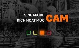 Singapore nâng cảnh báo virus Corona lên ngang SARS: Mức 'Cam' kích hoạt lần thứ 2 trong lịch sử