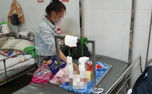 Người cha bạo hành con 4 tháng tuổi xuất huyết não, gãy xương ở Sài Gòn khai gì?
