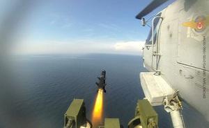 Tên lửa sát thủ L-UMTAS của Thổ Nhĩ Kỳ khiến hàng loạt khí tài Syria bốc cháy