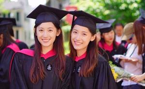 Cặp hot girl song sinh nổi tiếng xứ Trung: Tốt nghiệp thạc sĩ ở Harvard, trở thành MC truyền hình