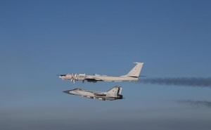"""Báo Na Uy: F-35 đã làm nên """"sự kiện lịch sử"""" khi chặn đứng máy bay quân sự Nga"""