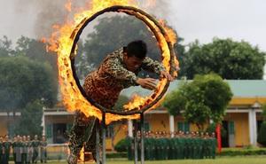 Cận cảnh Lữ đoàn Đặc công 198 huấn luyện sẵn sàng chiến đấu