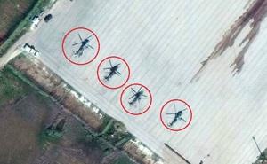 """Căn cứ quân sự khổng lồ của Nga ở Syria lộ diện: """"Đầu não"""" chỉ huy không quân mới?"""