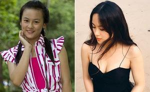 """Sự lột xác nóng bỏng của """"cô bé 13 tuổi"""" đóng phim thiếu nhi dài nhất Việt Nam"""