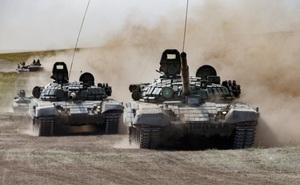 Báo Nga: Chỉ cần Ankara nổ súng, xe tăng của Moscow sẽ thẳng tiến vào biên giới Thổ Nhĩ Kỳ