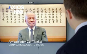 """Phản đối thuyết âm mưu nói COVID-19 bắt nguồn từ Mỹ, Đại sứ TQ tại Mỹ lại """"lệch pha"""" với Bộ Ngoại giao TQ"""