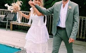 Đám cưới 'chạy dịch COVID-19' của cặp đôi New Zealand