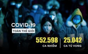Italia trải qua ngày tồi tệ nhất trong đại dịch Covid-19: Ghi nhận 919 ca tử vong/ngày