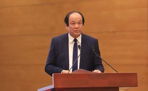 Bộ trưởng Mai Tiến Dũng: Không có chuyện phong tỏa Hà Nội, TP Hồ Chí Minh phòng Covid-19