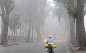 Thời tiết ngày 31/3: Đông Bắc Bộ có mưa phùn và sương mù