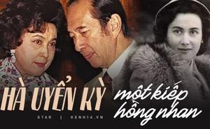 Hà Uyển Kỳ: Hồng nhan bị người tình loạn luân quay lưng thành Hoàng hậu sòng bạc Macau và cái kết thảm thương vì chữ tiền