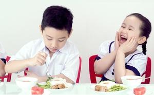 Bộ GDĐT kiến nghị Bộ Y tế xây dựng các tiêu chuẩn về dinh dưỡng đối với bữa ăn học đường