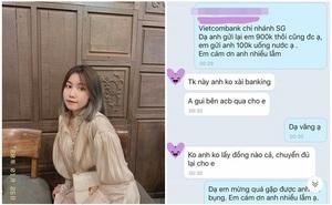 Chuyển tiền từ thiện nhầm tài khoản, cô gái nhắn tin xin lại và phản ứng bất ngờ từ người đàn ông lạ mặt