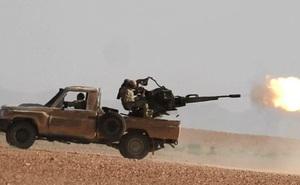 """Chiến sự Syria: Liều lĩnh tấn công chiếm đất, IS chết như ngả rạ dưới """"đòn thù"""" của Nga-Syria ở Al-Sukhnah"""