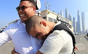 """Con trai bỏ bóng đá đi làm DJ, Ronaldo """"béo"""" thừa nhận: """"Lỗi do tôi hết"""""""