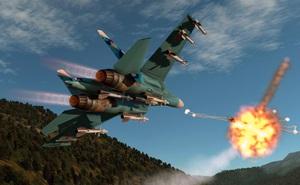 """Su-27 có thể thành """"mồi ngon"""" trước khi phi công Nga kịp nhận ra sự tồn tại của F-35 Israel"""