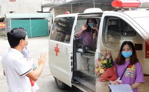 Nữ bệnh nhân nhiễm Covid-19 ở Hà Tĩnh: Lạc quan, yêu đời để chiến thắng SARS-CoV-2