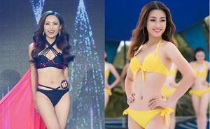 Vẻ gợi cảm thời đi thi hoa hậu của dàn MC VTV