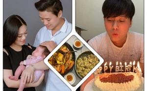 Quách Ngọc Tuyên xúc động vì món quà sinh nhật của vợ