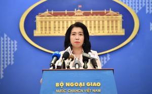 Tàu hải cảnh TQ đâm chìm tàu cá Quảng Ngãi: VN yêu cầu TQ điều tra, xử lý nghiêm, bồi thường và không tái diễn