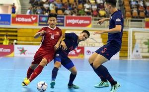 Việt Nam lỡ hẹn Giải futsal Đông Nam Á năm 2020
