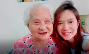 """Mẹ ruột 94 tuổi giục Lý Hải sinh con thứ 5 và nói: """"5 đứa thì nội nuôi"""""""